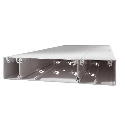 LEGRAND - Goulotte GTL complète avec 3 couvercles DRIVIA 18 PREMIUM 65x355mm - hauteur 2,45m à 2,60 - REF 030068