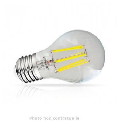 MIIDEX - Ampoule LED E27 Bulb Filament 8W 2700K - Réf - 7143
