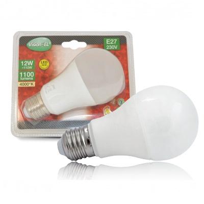 MIIDEX - Ampoule Led E27 Bulb - 12W 1100 lumens - 4000°K - Réf - 73885