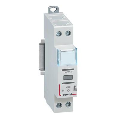 LEGRAND - Télévariateur modulaire LED multifonctions - 1 module - REF 002671