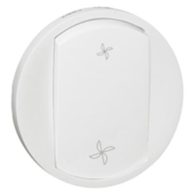 LEGRAND - Enjoliveur Céliane - commande VMC - blanc - REF 068061
