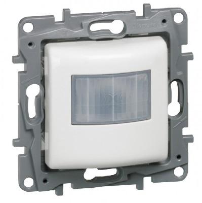 LEGRAND - Ecodétecteur toutes lampes 2 fils Niloé - sans Neutre - sans dérogation - REF 665122
