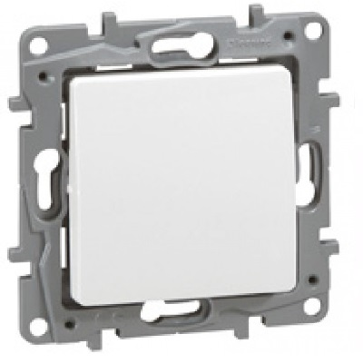 LEGRAND - Permutateur Niloé - 10 AX - 250 V~ - Pur - REF 664704