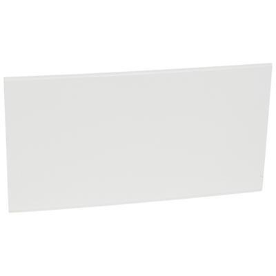 LEGRAND - Plaque de fond pour coffret DRIVIA 18 modules 3 rangées ou réhausse - Classe II - REF 401253