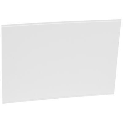 LEGRAND - Plaque de fond pour coffret DRIVIA 18 modules 2 rangées ou réhausse - Classe II - REF 401252