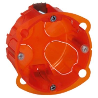 LEGRAND - Boîte multimatériaux Batibox - 1 poste - prof. 40 - REF 080101