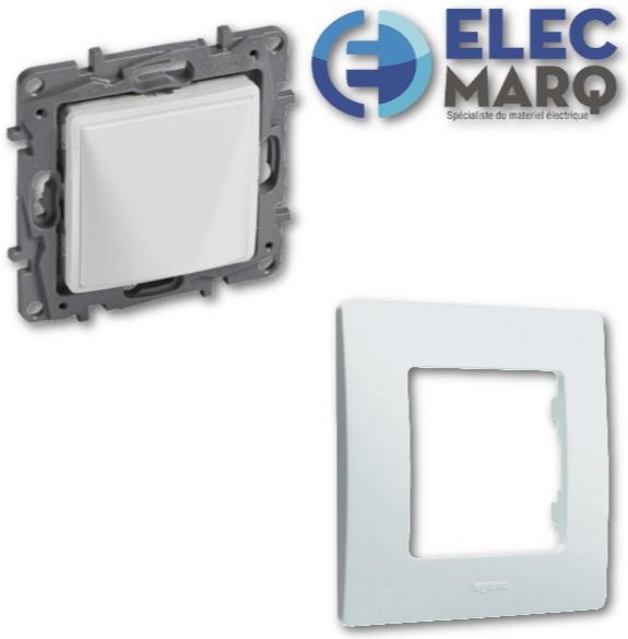 Les Complets LEGRAND NILOE - Sortie de câble  avec Elecmarq