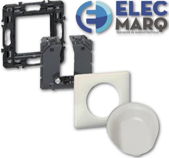 Les Complets LEGRAND Céliane - Sortie de câble Simple avec Elecmarq