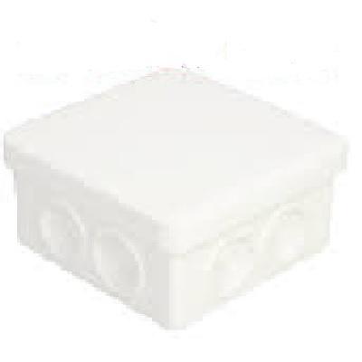 EUR\'OHM - Boîte blanche IP55 - membrane ø80 - 960 - Réf 50223