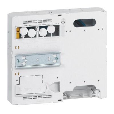 LEGRAND - Platine disjoncteur branchement et compteur pour Drivia 13/18 - 225x250x45 mm - REF 401181