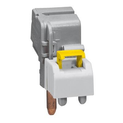 LEGRAND - Borne de raccordement pour disjoncteur DX³ 3P+N à connexion automatique  - REF 405206