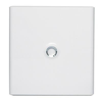 LEGRAND - Porte Drivia blanche IP 40 - IK 07 - pour coffret réf 401222 - REF 401232