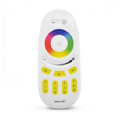 MIIDEX - Télécommande 4 Zones RGB - Réf - 7649