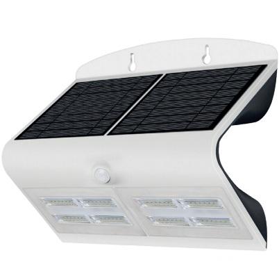 MIIDEX - Applique murale LED avec détecteur - 6.8W 4000K - Réf - 70476