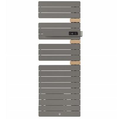 THERMOR - Radiateur sèche serviette - Allure 3 - 1750W - Mat à droite - Avec Soufflerie - Réf - 483190