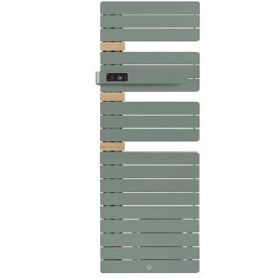 THERMOR - Radiateur sèche serviette - Allure 3 - 500W - Sans Soufflerie Mât à gauche - Réf - 483199