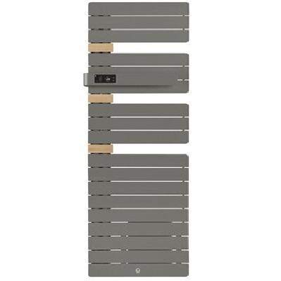 THERMOR - Radiateur sèche serviette - Allure 3 - 500W - Sans Soufflerie Mât à gauche - Réf - 483208