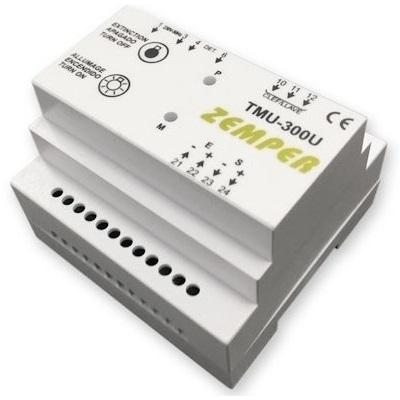 ZEMPER - Télécommande de controle - REF - TMS-300