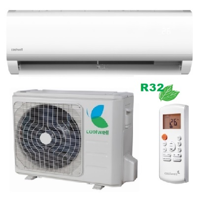 COLLWELL - Climatisation réversible 2.7kW - Gaz R32 - Réf - I-COOL 27R
