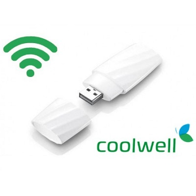 COOLWELL - Kit WIFI USB - Accessoire pour climatisation I-COOL - OSK102