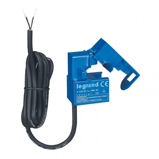 LEGRAND - Transformateur de courant Ouvert (Tore) - 90 A maxi - REF 412002
