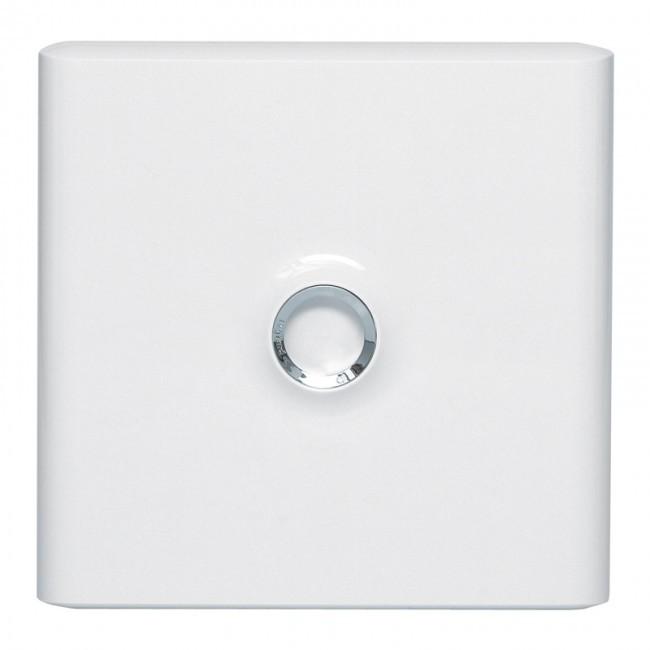 LEGRAND - Porte Drivia blanche IP 40 - IK 07 pour coffret réf 401211 - REF 401331