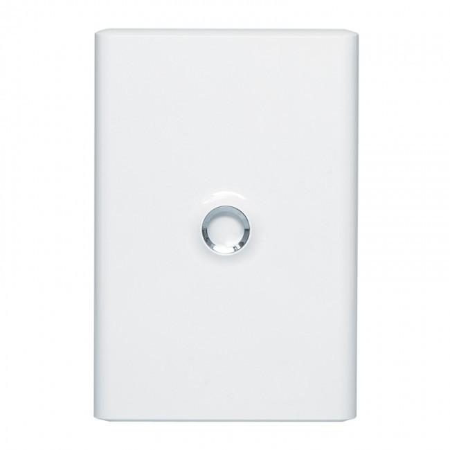 LEGRAND - Porte Drivia blanche IP 40 - IK 07 pour coffret réf 401212 -  REF 401332