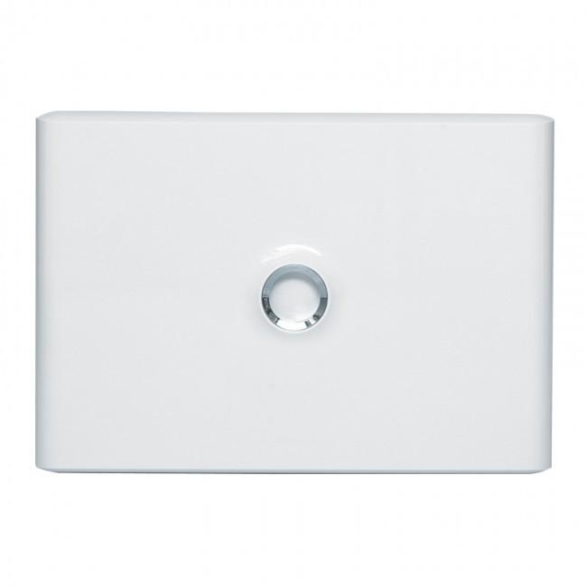 LEGRAND - Porte Drivia blanche IP 40 - IK 07 - pour coffret réf 401221 - REF 401231