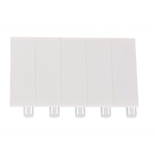 LEGRAND - Obturateur 18 modules - blanc RAL 9010 - REF 001664
