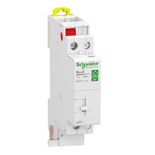SCHNEIDER ELECTRIC - Rési9 XP Télérupteur 16A 1NO monophasé- 1 pôle - REF - R9PCL116