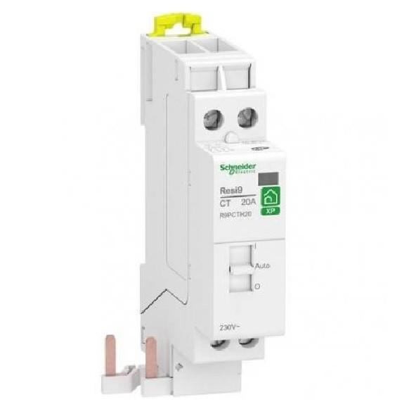 SCHNEIDER ELECTRIC - Contacteur Rési9 - Heures Creuses  20A -  Réf R9PCTH20