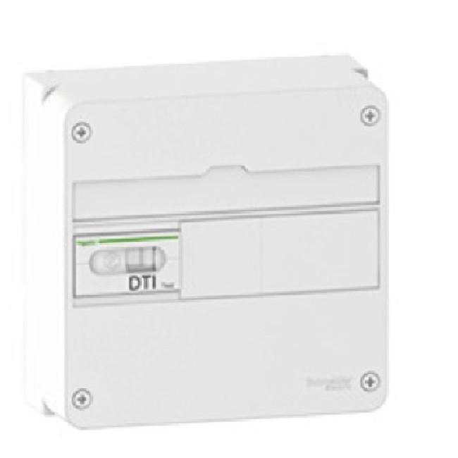 SCHNEIDER ELECTRIC - Coffret de communication Resi9 Grade 1 - REF - VDIR390014