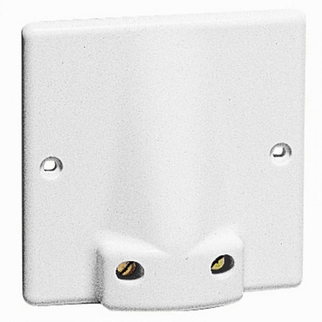 LEGRAND - Sortie câble 20/32 A - 95x95 pour câble Ø 17 à 19 - fixation vis/griffes - REF 031490