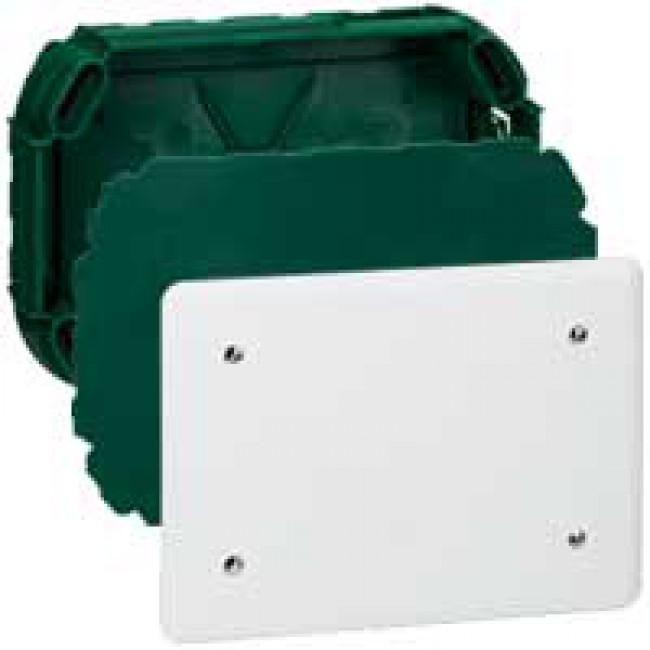 LEGRAND - Boîte complète Batibox pour dérivation - rectangulaire - 165x115x40 mm - REF 089273