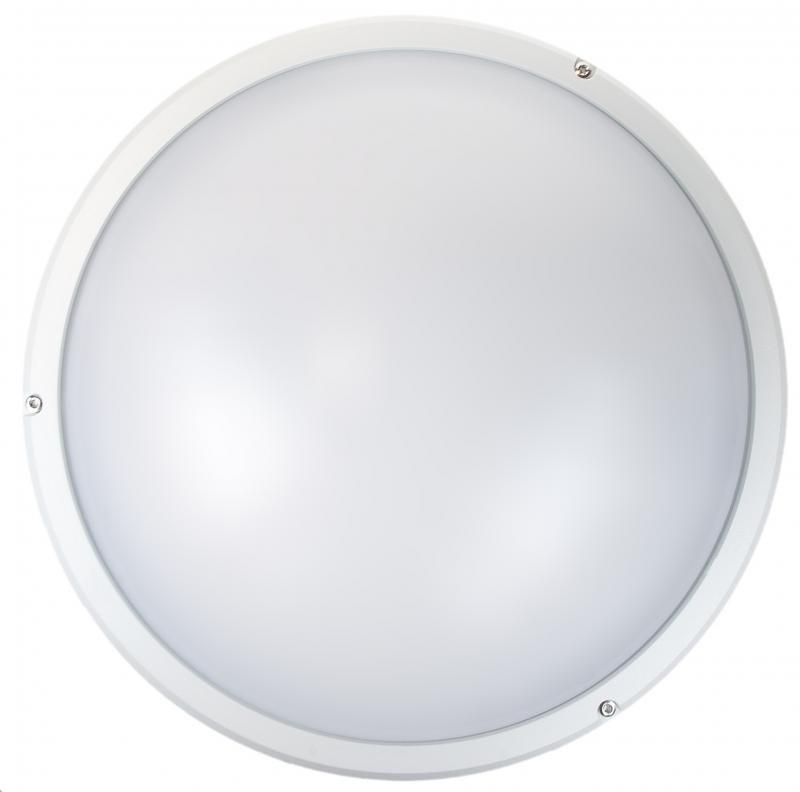 HUBLOT- LUCIA - Blanc 75w - E27 - Dia 300mm IP66 - REF 015038