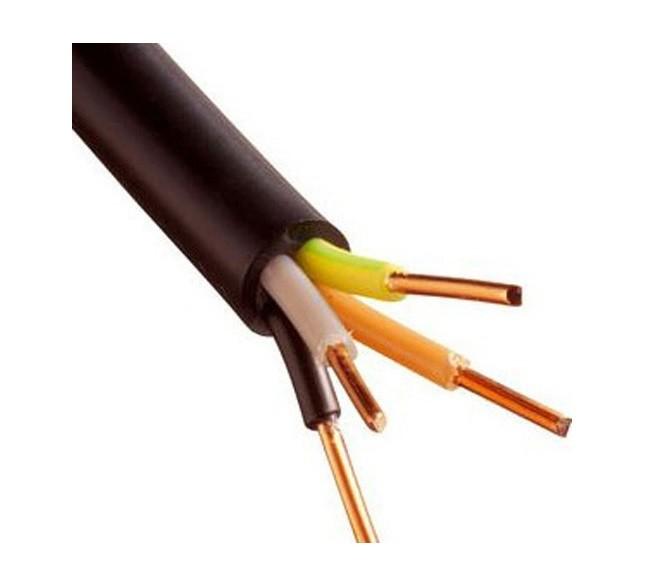 MIGUELEZ - Câble électrique RO2V 4G 2.5 - Couronne de 100m