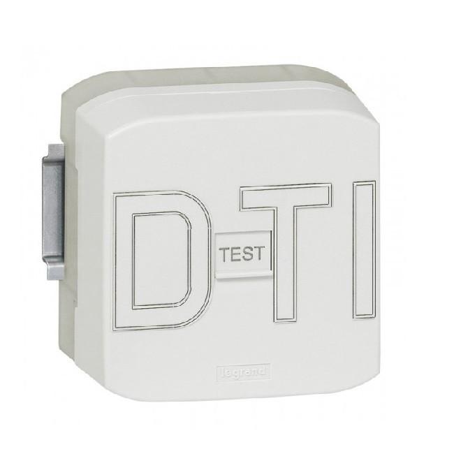 LEGRAND - DTI format RJ 45 - pour coffret de communication - REF - 051221