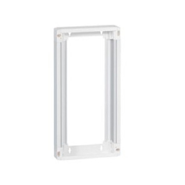 LEGRAND - Rehausse pour coffret Drivia 13 modules 3 rangées - Blanc RAL 9003 - REF 401373
