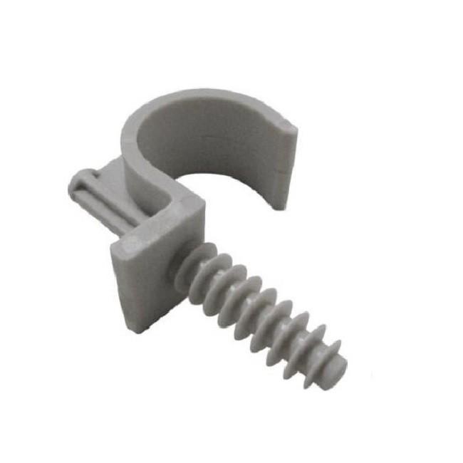 ING Fixations - FIX RING simple diamètre 16 - Boîte de 100 - Elecfix
