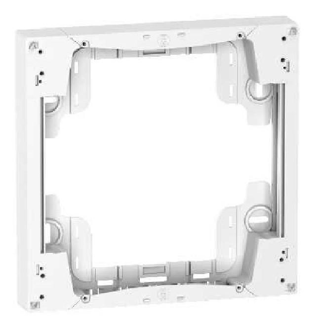 Schneider Electric - Réhausse pour coffret modulaire Resi9 - 1 rangée - 13 modules - REF - R9H10750