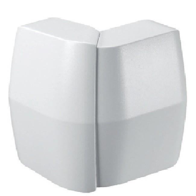 OBO - Angle extérieur variable pour Moulure  Atriane - 32X12 mm - Réf - 6131004