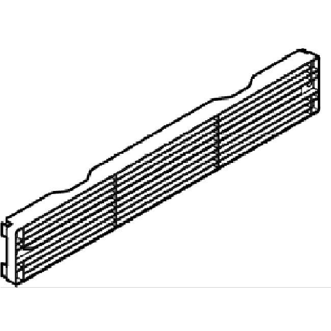 OBO - Fixation de coffret 13 modules 250 mm - Cofralis - REF - 6133471