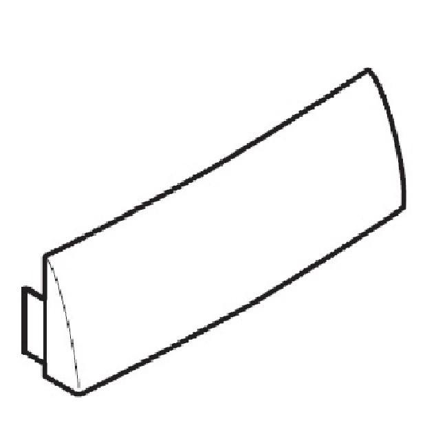 OBO - Jonction de coffret Cofralis 13 modules - Réf - 6133467