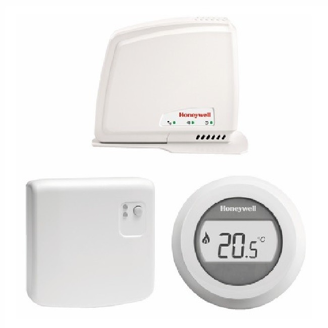 HONEYWELL - Pack Thermostat connecté sans fil  - REF - Y87RF