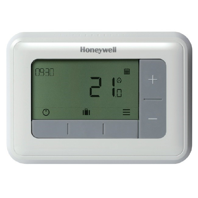 HONEYWELL - Thermostat d\'ambiance programmable journalier - REF - T4H110A1013