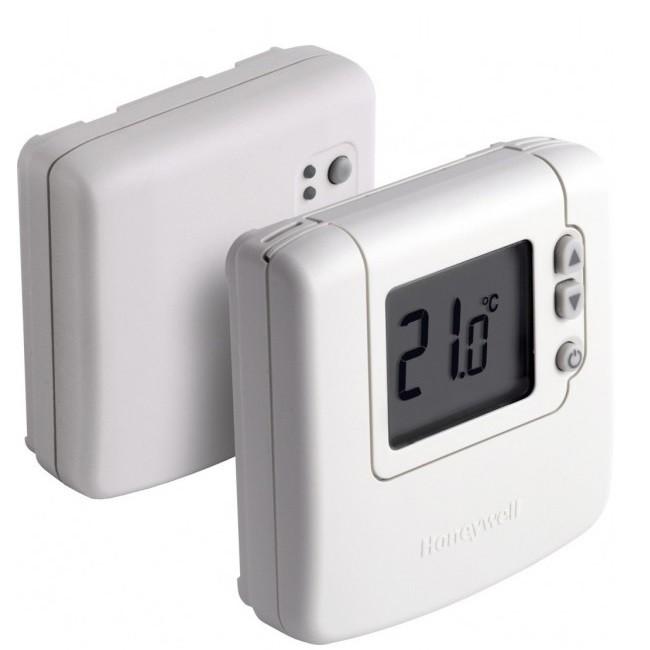 HONEYWELL - Thermostat Digital DT92A sans fil à communication - REF - DT92A1004