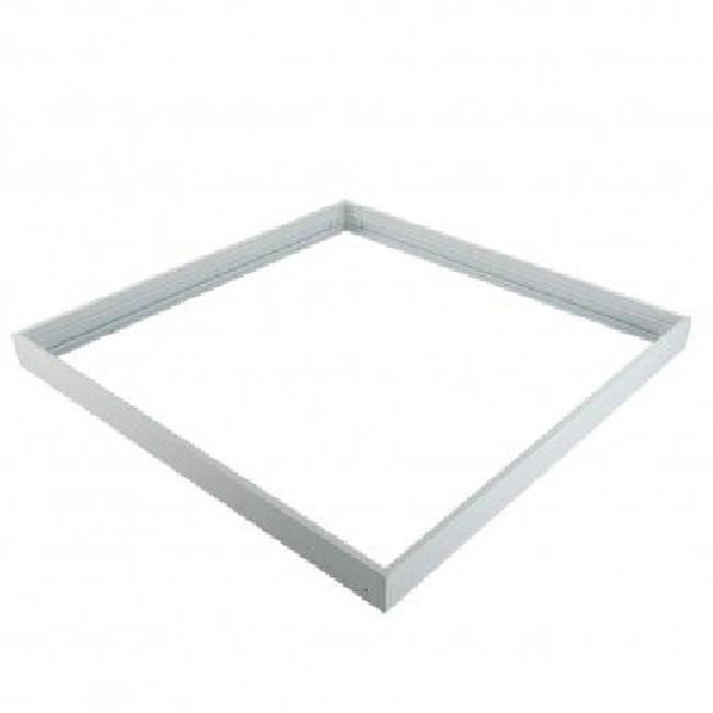 MIIDEX - Kit de pose en saillie pour dalle de plafond LED - 595 x 595 mm - Réf - 739810