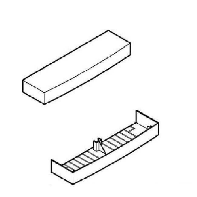 REHAU - Embout Cofralis 13 Modules - REF - 243494-100