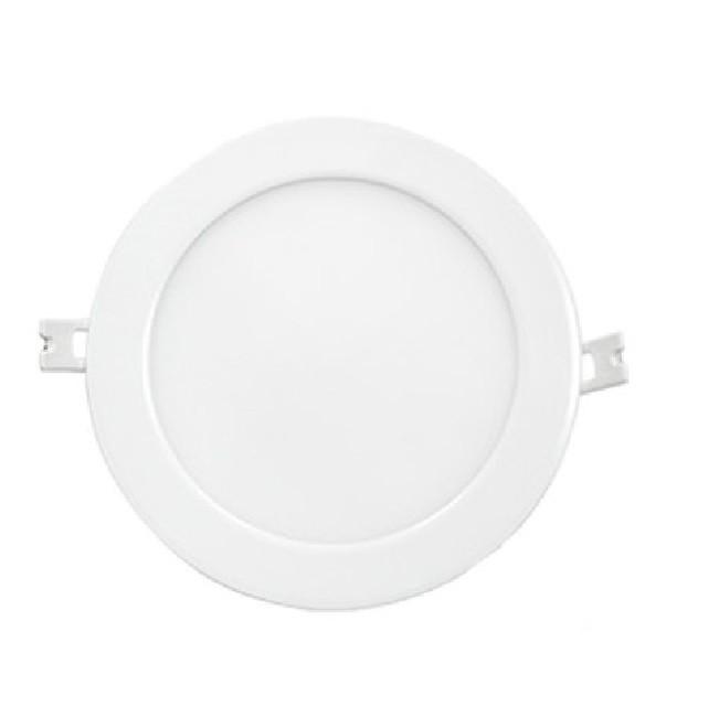 MIIDEX - Plafonnier LED Blanc Ø225 18W 4000K - REF - 77571