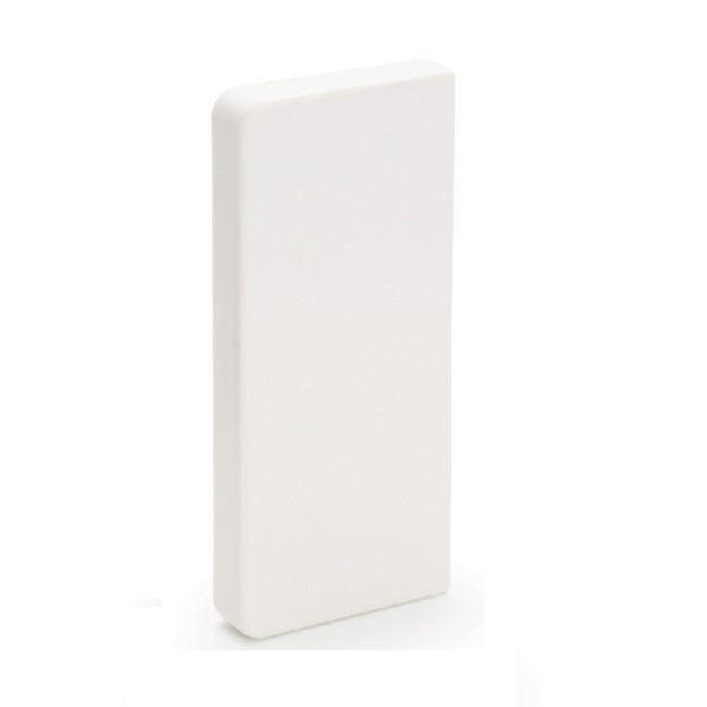 OBO - EMBOUT CLIDI 90X55 - blanc pur- REF - 6132889